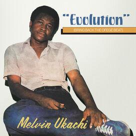 Melvin Ukachi - Evolution - Bring Back The Ofege Beat (Clear Vinyl)