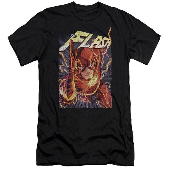 Jla Flash One Short Sleeve Adult T-Shirt
