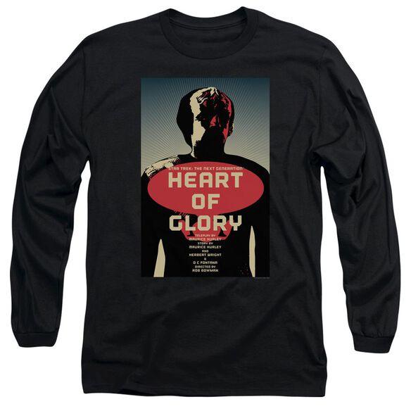 Star Trek Tng Season 1 Episode 20 Long Sleeve Adult T-Shirt