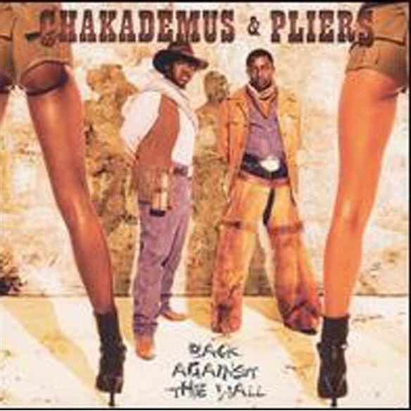 Chaka Demus & Pliers - Back Against The Wall