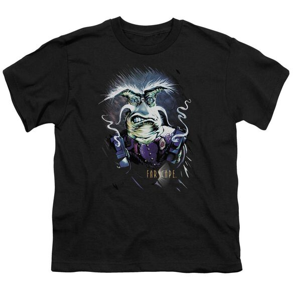 FARSCAPE RYGEL SMOKING GUNS - S/S YOUTH 18/1 - BLACK T-Shirt
