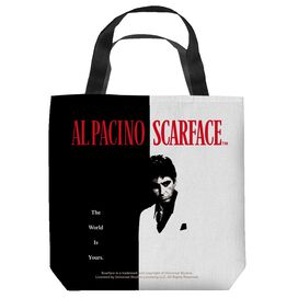 Scarface Poster Tote