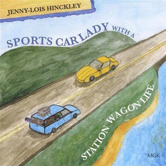 Sportscar Lady With A Stationwagon Life