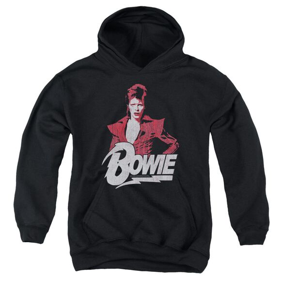 David Bowie Diamond David Youth Pull Over Hoodie