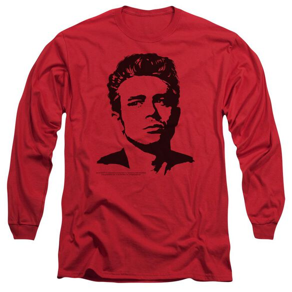 Dean Dean Long Sleeve Adult T-Shirt