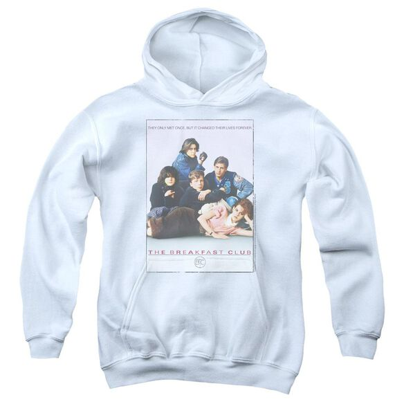 Breakfast Club Bc Poster Youth Pull Over Hoodie