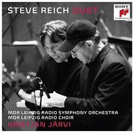 Reich/ Jarvi/ Mdr Leipzig Radio Sym - Steve Reich: Duet