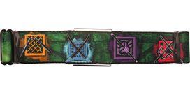 Ninja Turtles Movie Weapon Icons Seatbelt Belt