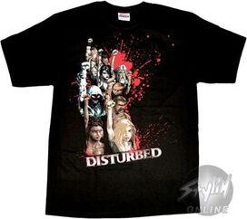 Disturbed Toon T-Shirt