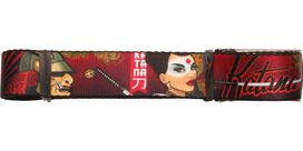 Katana Name Samurai Wrap Mesh Belt