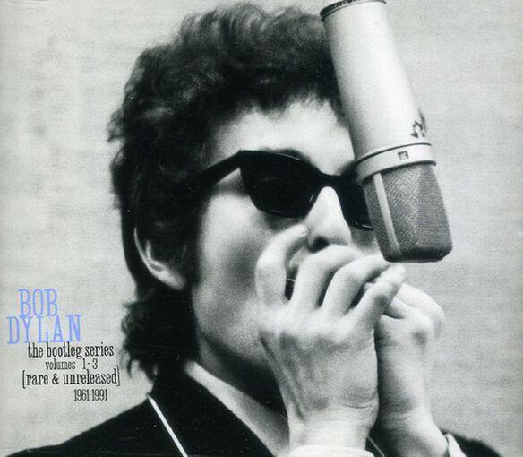 Bob Dylan - Vol. 1-3-Bootleg Series