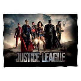 Justice League Movie Justice League (Front Back Print) Pillow Case