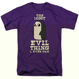ADVENTURE TIME EVIL THING-S/S T-Shirt