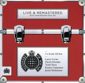 Various Artists - Live and Remastered: 20th Anniversary Box Set