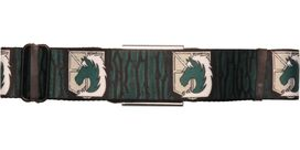 Attack on Titan Police Crests Seatbelt Belt