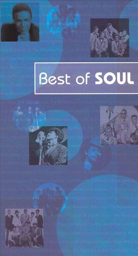 Various Artists - Best Of Soul [Madacy Box Set]