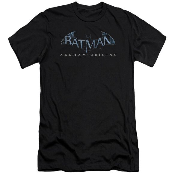 Batman Arkham Origins Logo Short Sleeve Adult T-Shirt