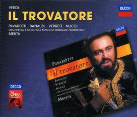 Luciano Pavarotti - Il Trovatore