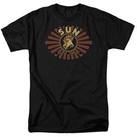 Sun Sun Ray Rooster Short Sleeve Adult T-Shirt