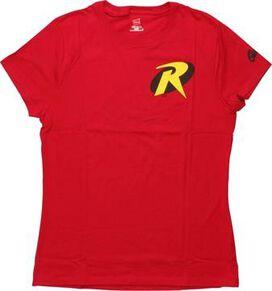 Robin Symbol Ladies T-Shirt