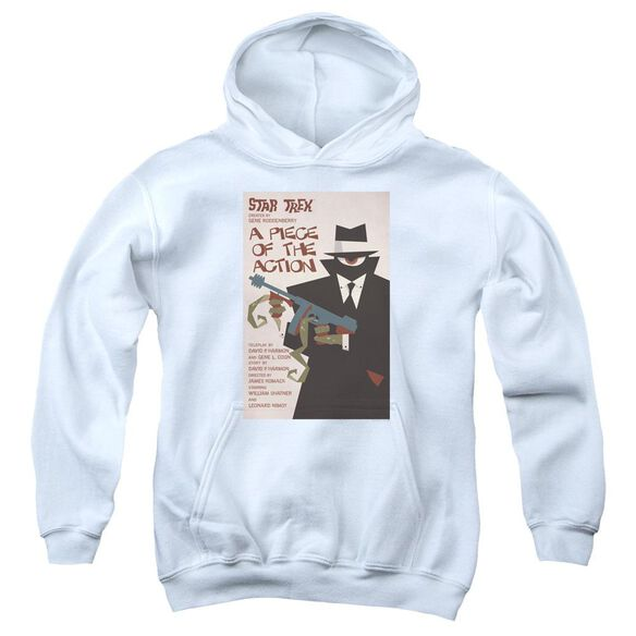 Star Trek Tos Episode 46 Youth Pull Over Hoodie