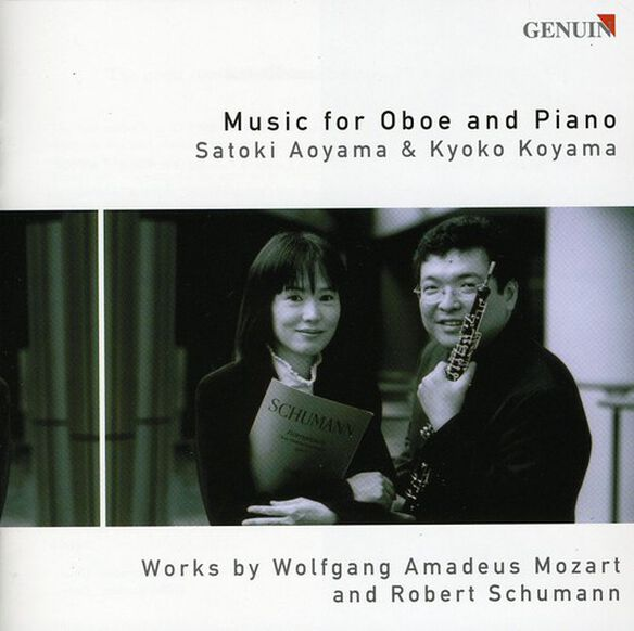 Kyoko Koyama - Music for Oboe & Piano