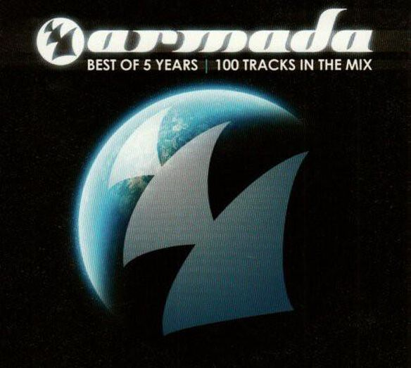 Armada Best Of 5 Years / Various (Hol)