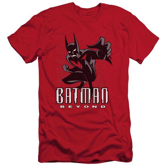 Batman Beyond Engage Short Sleeve Adult T-Shirt
