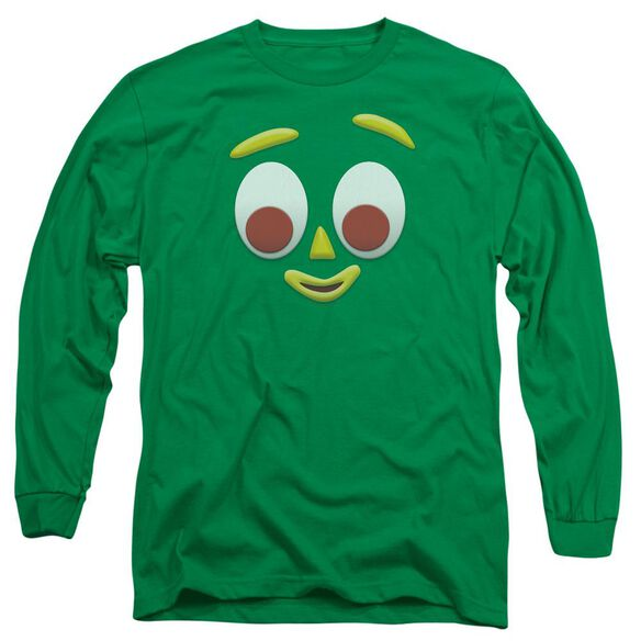 Gumby Gumbme Long Sleeve Adult Kelly T-Shirt