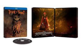 Trick 'R Treat [Exclusive Blu-ray Steelbook]