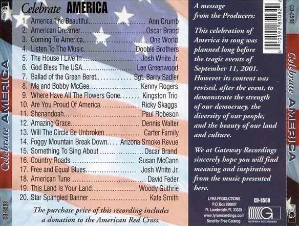 Celebrate America /
