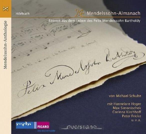 Mendelssohn./ Hannelore Hoger - V10: Anthology