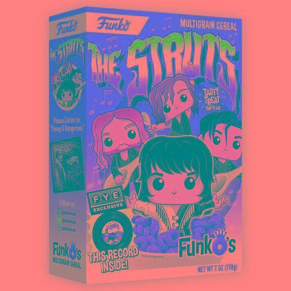 The Struts FunkO's Cereal