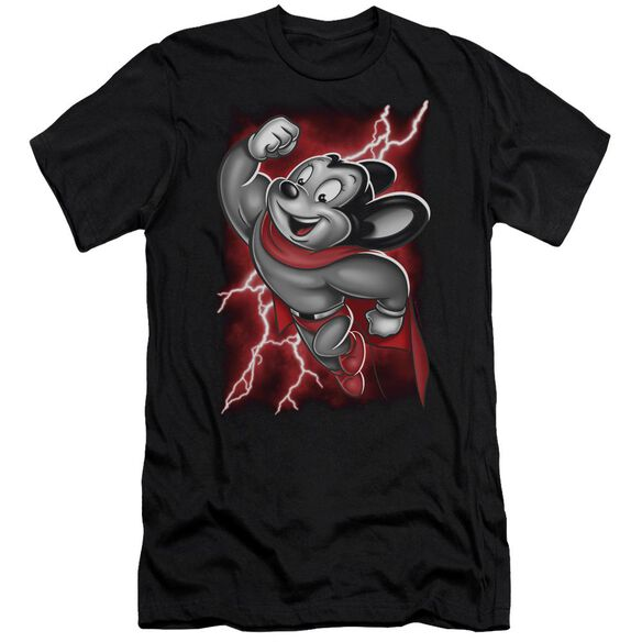 Mighty Mouse Mighty Storm Premuim Canvas Adult Slim Fit