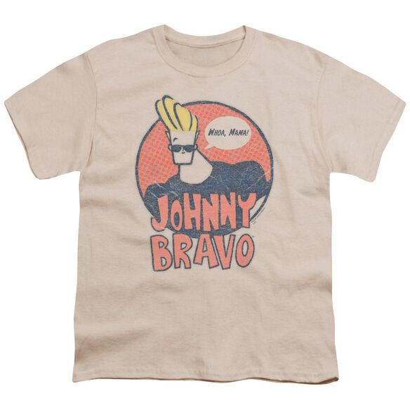 Johnny Bravo Wants Me Short Sleeve Youth T-Shirt