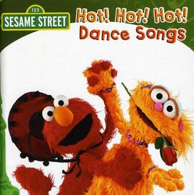 Sesame Street - Hot! Hot! Hot! Dance Songs