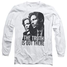 X Files Truth Inked Long Sleeve T-Shirt