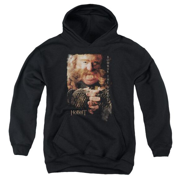 The Hobbit Bombur Youth Pull Over Hoodie