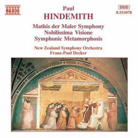 P. Hindemith - Mathis Der Maler Symphony