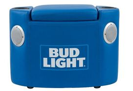 Bud Light Ottoman/Speaker/Cooler