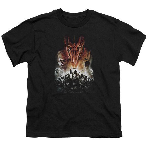 Lor Evil Rising Short Sleeve Youth T-Shirt