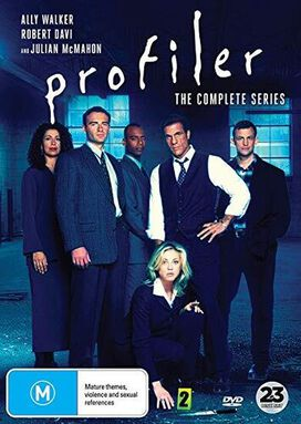 Profiler: The Complete Series