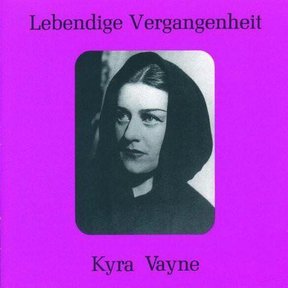 Kyra Vayne - Songs & Arias