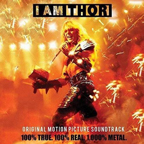 Thor - I Am Thor (Original Soundtrack)