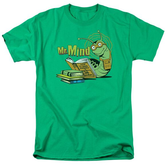 Dc Mr Mind Short Sleeve Adult Kelly T-Shirt