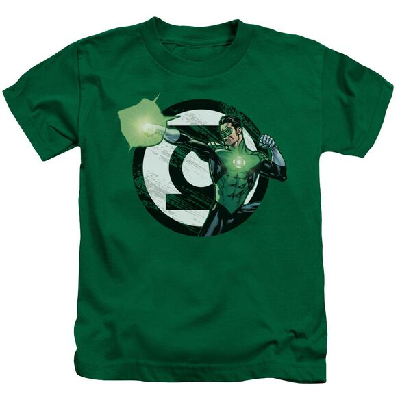Jla Blasting Logo Short Sleeve Juvenile Kelly T-Shirt