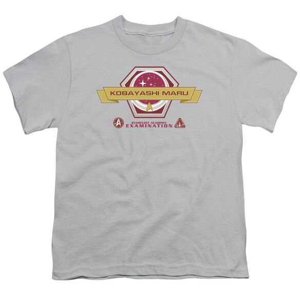 Star Trek Kobayashi Maru Short Sleeve Youth T-Shirt