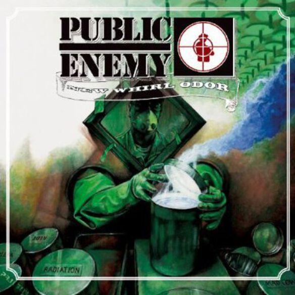 Public Enemy - New Whirl Odor (Incl. Bonus DVD)