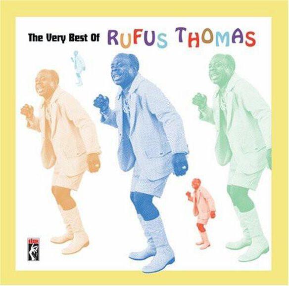 Very Best Of Rufus Thomas (Rmst)