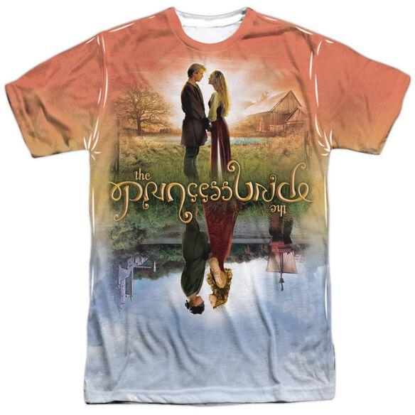Princess Bride Poster Sub Short Sleeve Adult Poly Crew T-Shirt